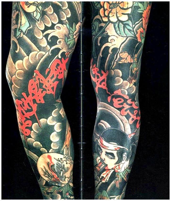 Jendela Gambar Kumpulan Tatto Jepang Japanese Tattoos For Men
