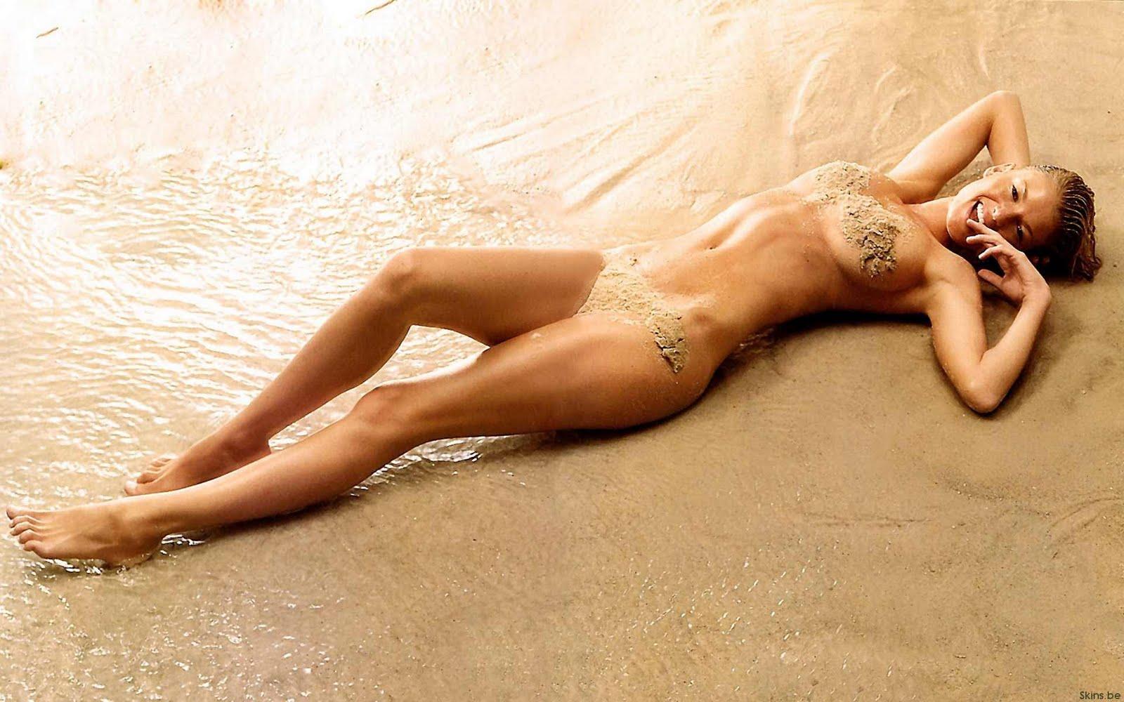 nude photos marisa miller