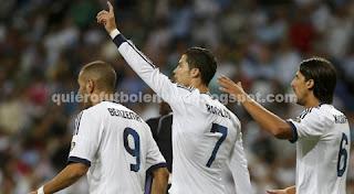 Real Madrid - Valladolid [Jornada 34 Liga BBVA]