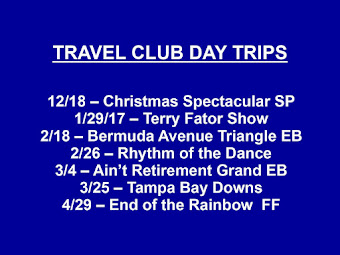 DAY TRIPS