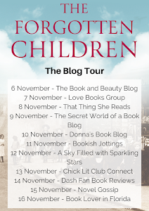 Blog Tour - The Forgotten Children