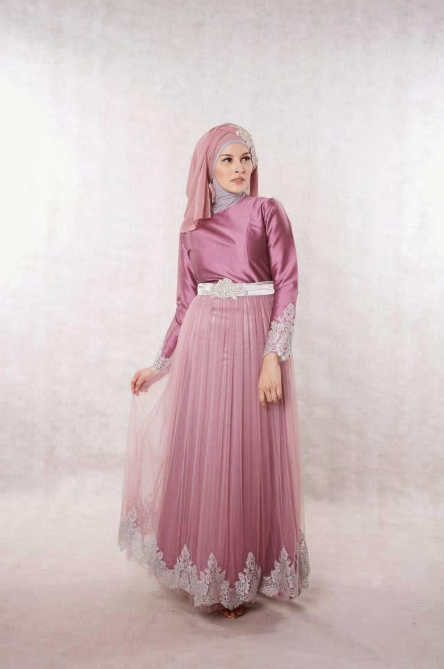 Model Busana Muslim Wanita Modern 2015
