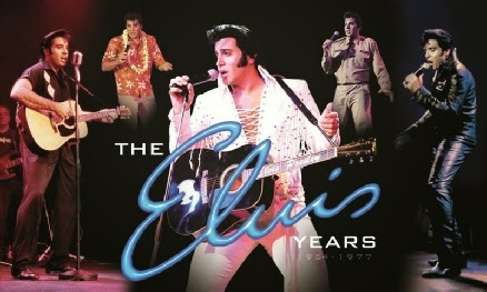 The Elvis Years From the West End Production 1954 to 1977 Fri 24th Oct 2014