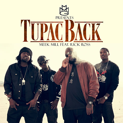 2pac ft roy jones jr can. Meek Mill - Tupac Back Feat.