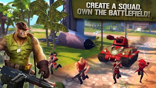 Blitz Brigade – Online FPS fun 1.9.0s Mod Apk ( Unlimited Money)