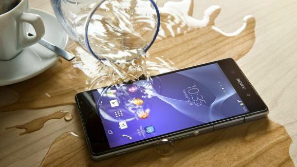 Sony Xperia Z3, diseño y calidad