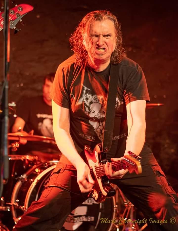 Steve Hoggart guitar (Tempory)