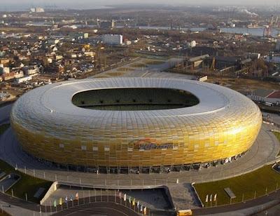 Stadionul PGE Arena Gdansk Polonia