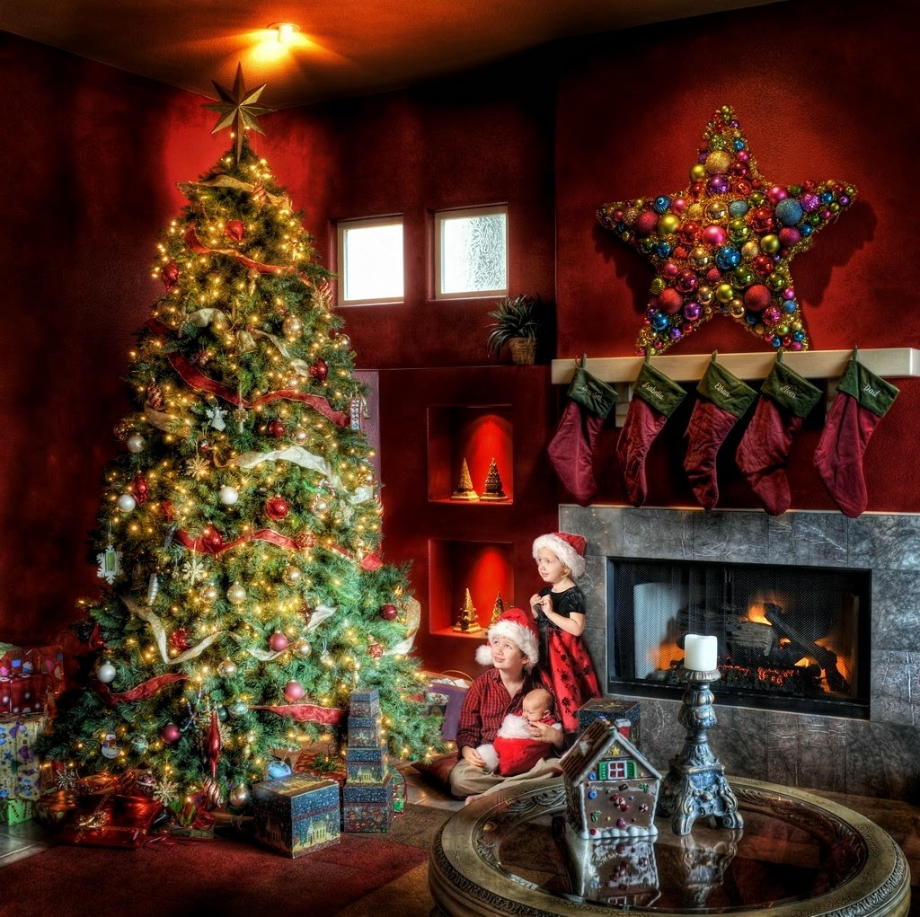 Christmas Tree Decorating Ideas Kids