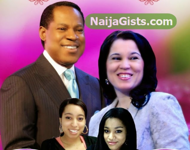 pastor chris oyakhilome family
