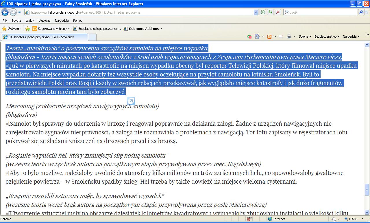 komisja Laska o maskirowce
