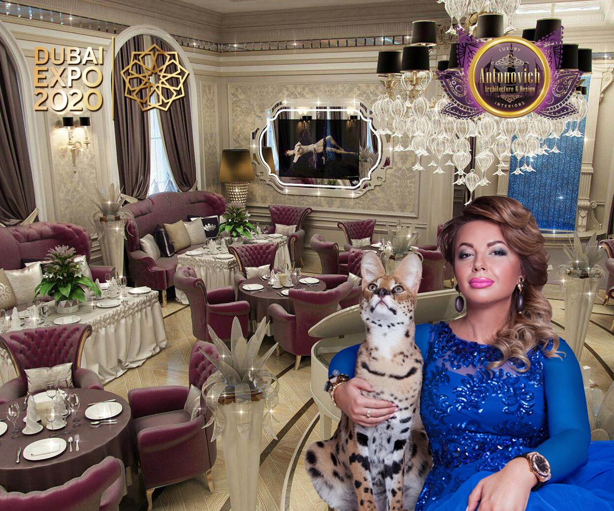 Katrina Antonovich Luxury Interior Design: LUXURY ANTONOVICH DESIGN UAE: Interior Design Dubai From