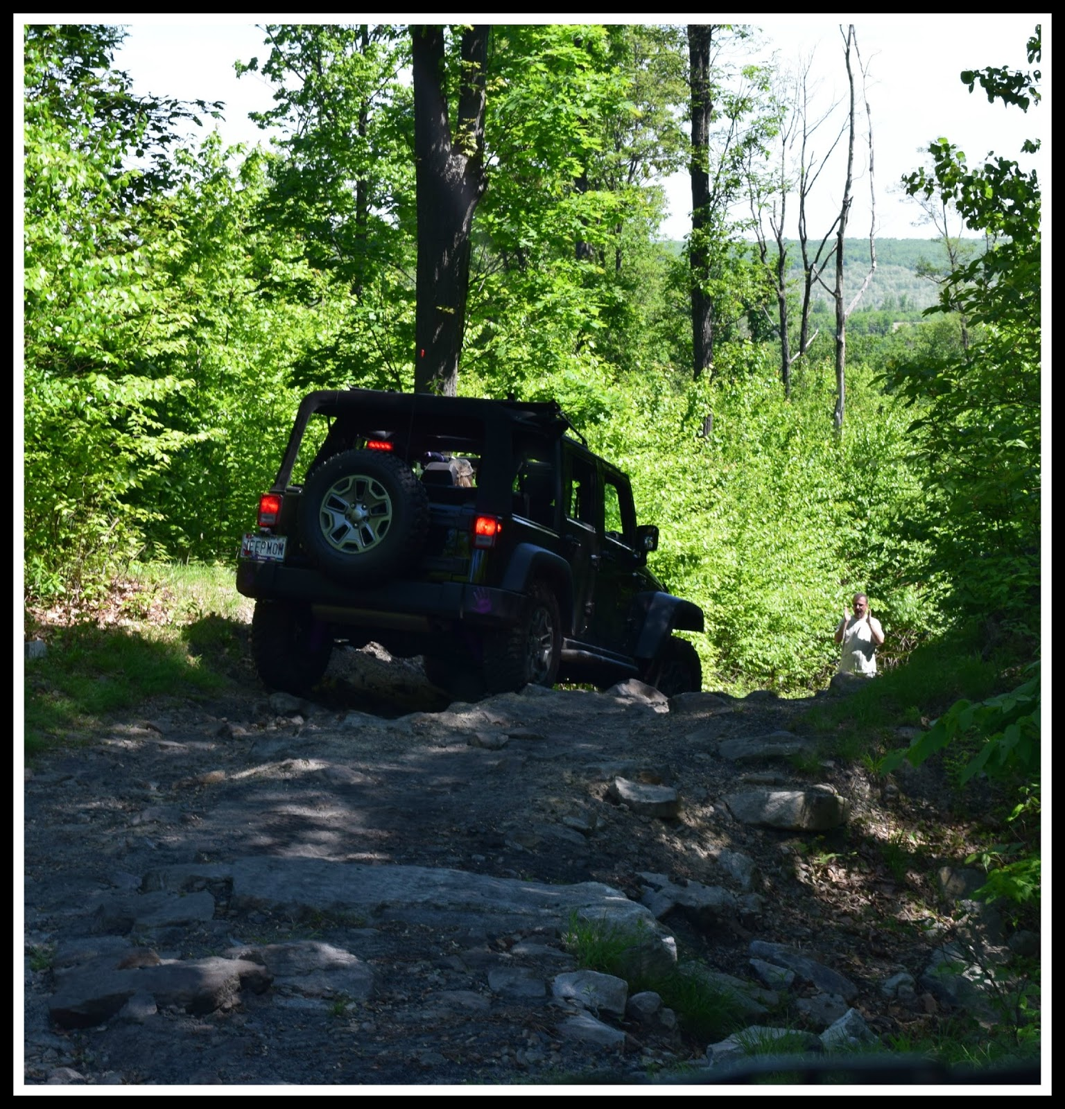 Blog: Stepping It Up A Notch In My Jeep On