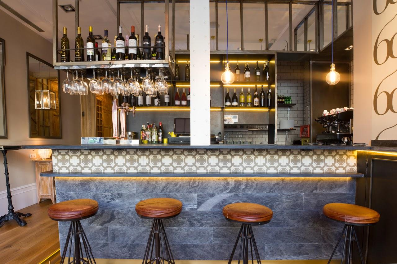 Ale Samaniego Restaurante La Contrase A