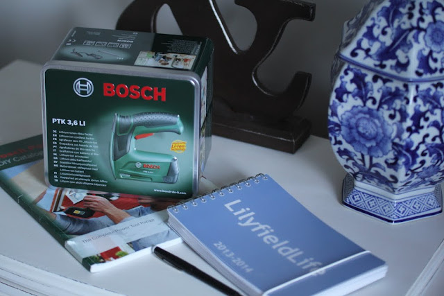 Bosch Tacker ptk 3.6li