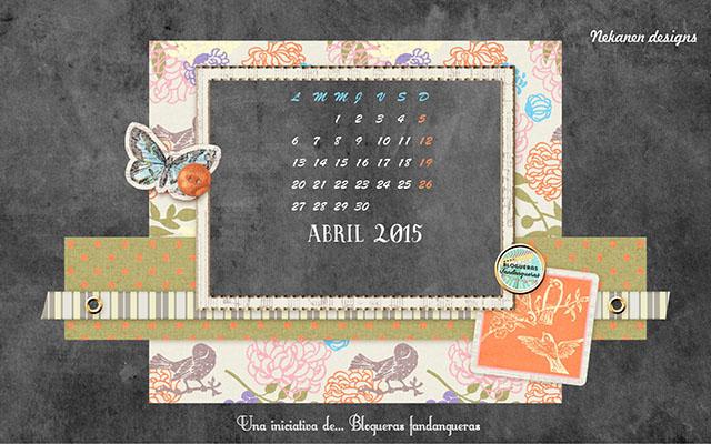 http://nekanenfabrics.blogspot.com/2015/03/calendario-fandanguero-abril-2015.html