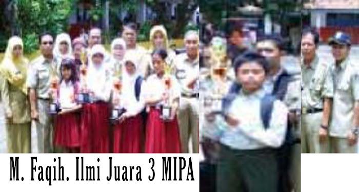 JUARA 3 MIPA