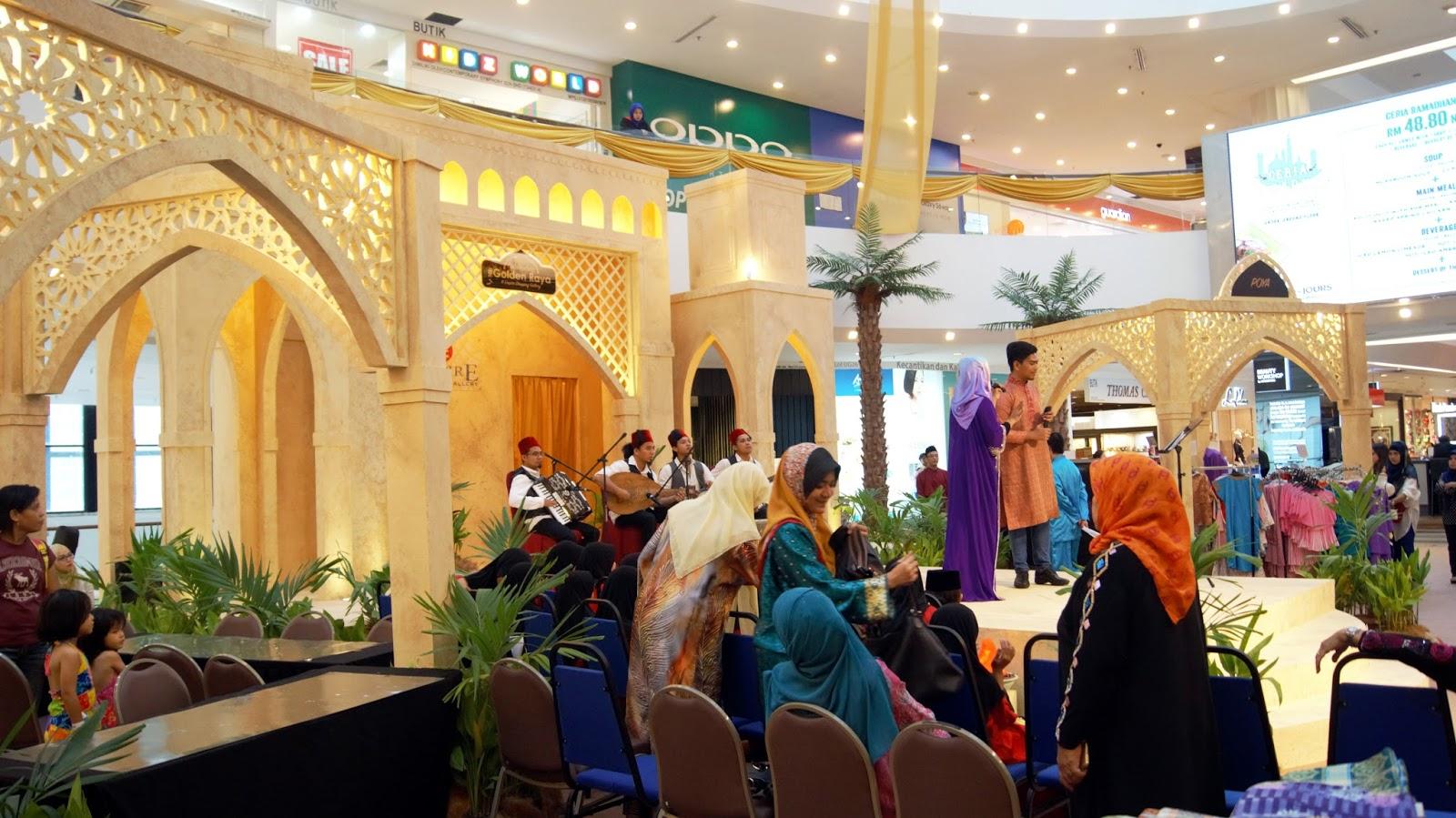 Jiaaqieats by jia qi goldenraya empire shopping for Arabian decoration materials trading