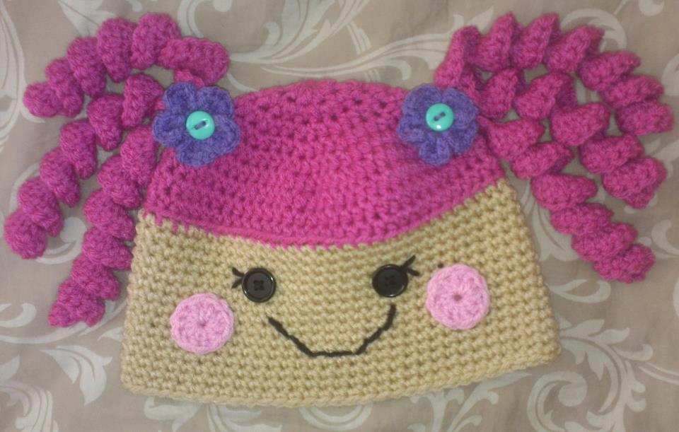 Free Crochet Pattern For Lalaloopsy Hat : Grant Me Yarn