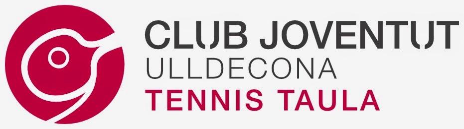 Secció de Tennis Taula - Club Joventut Ulldecona