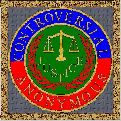 CONTROVERSIAL ANONYMOUS JUSTICE