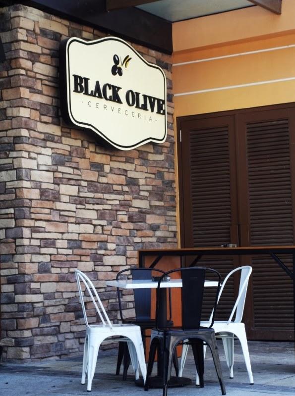 Black Olive Cerveceria at Capitol Commons