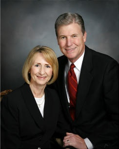 President & Sister Winder