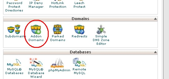 addon domain, How to Addon Domain to Hosting, domain