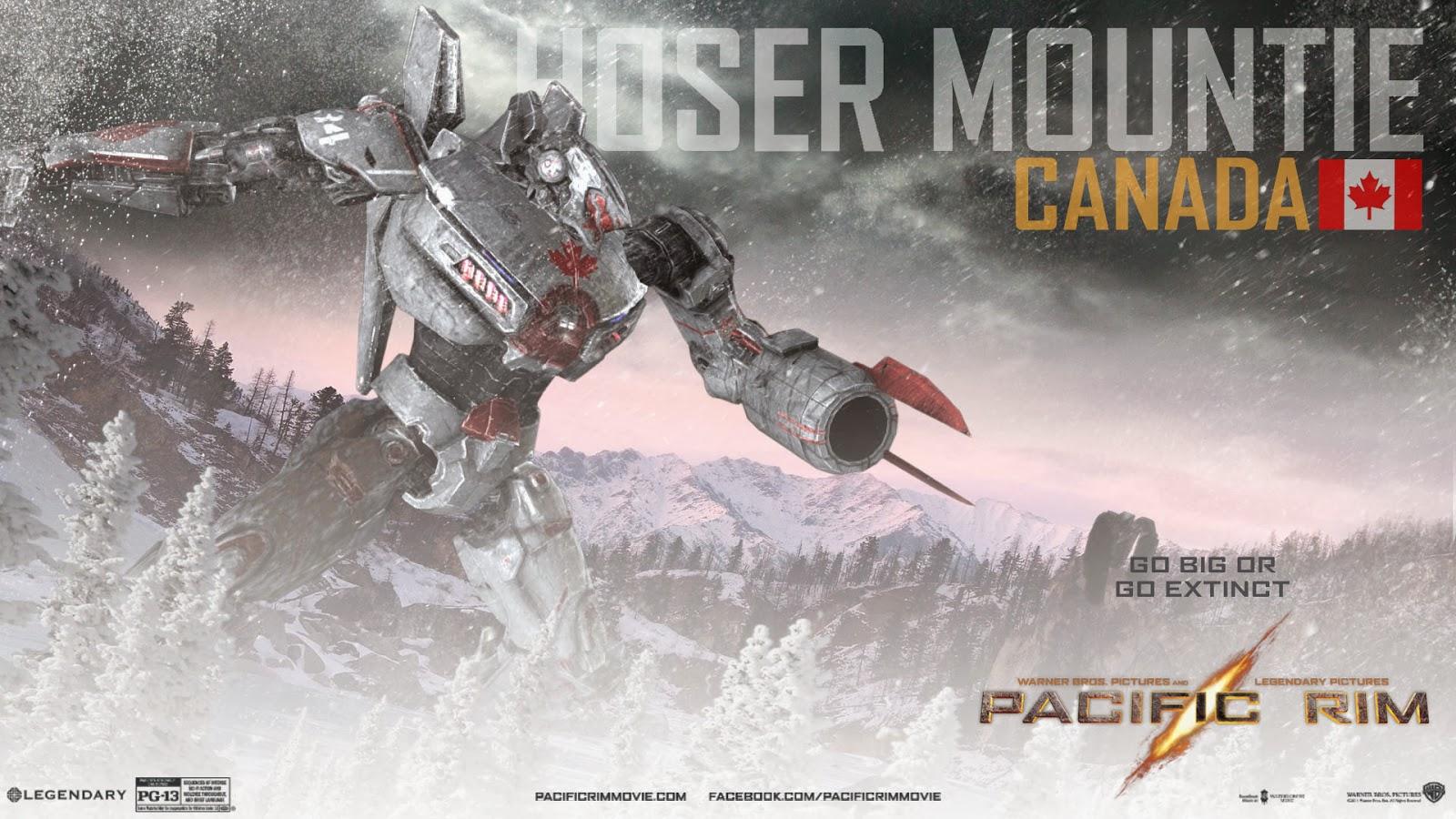 Kaiju Crush in Pacific Rim Download HD Wallpapers
