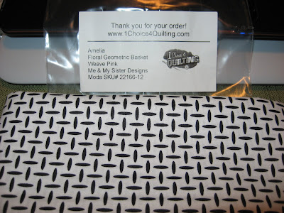 Shades of Gray ~ Swap Fabric Show & Tell