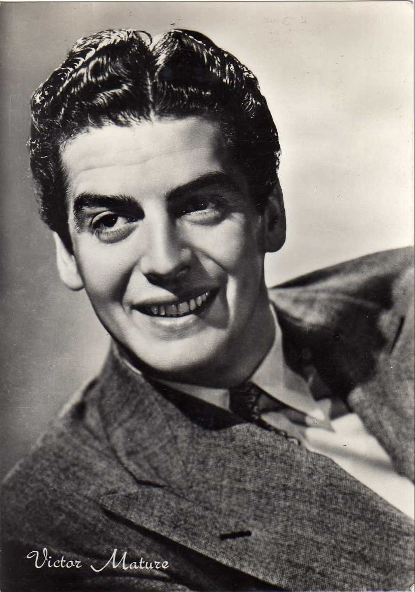Victor Mature Another Louisville Native Was Known
