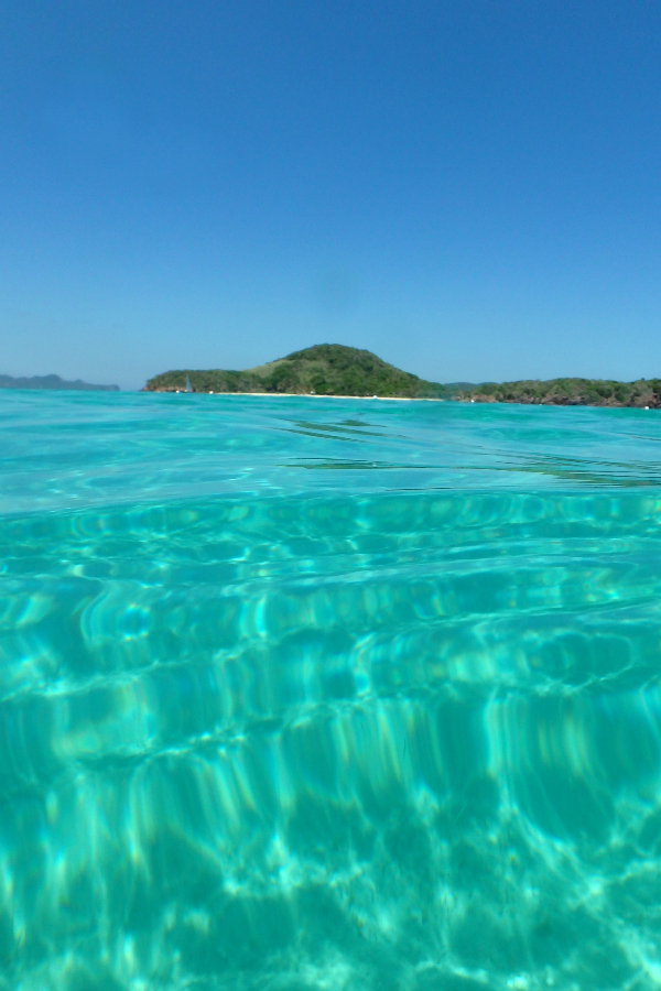 The Tobago Cays Marine Park in St Vincent and The Grenadines
