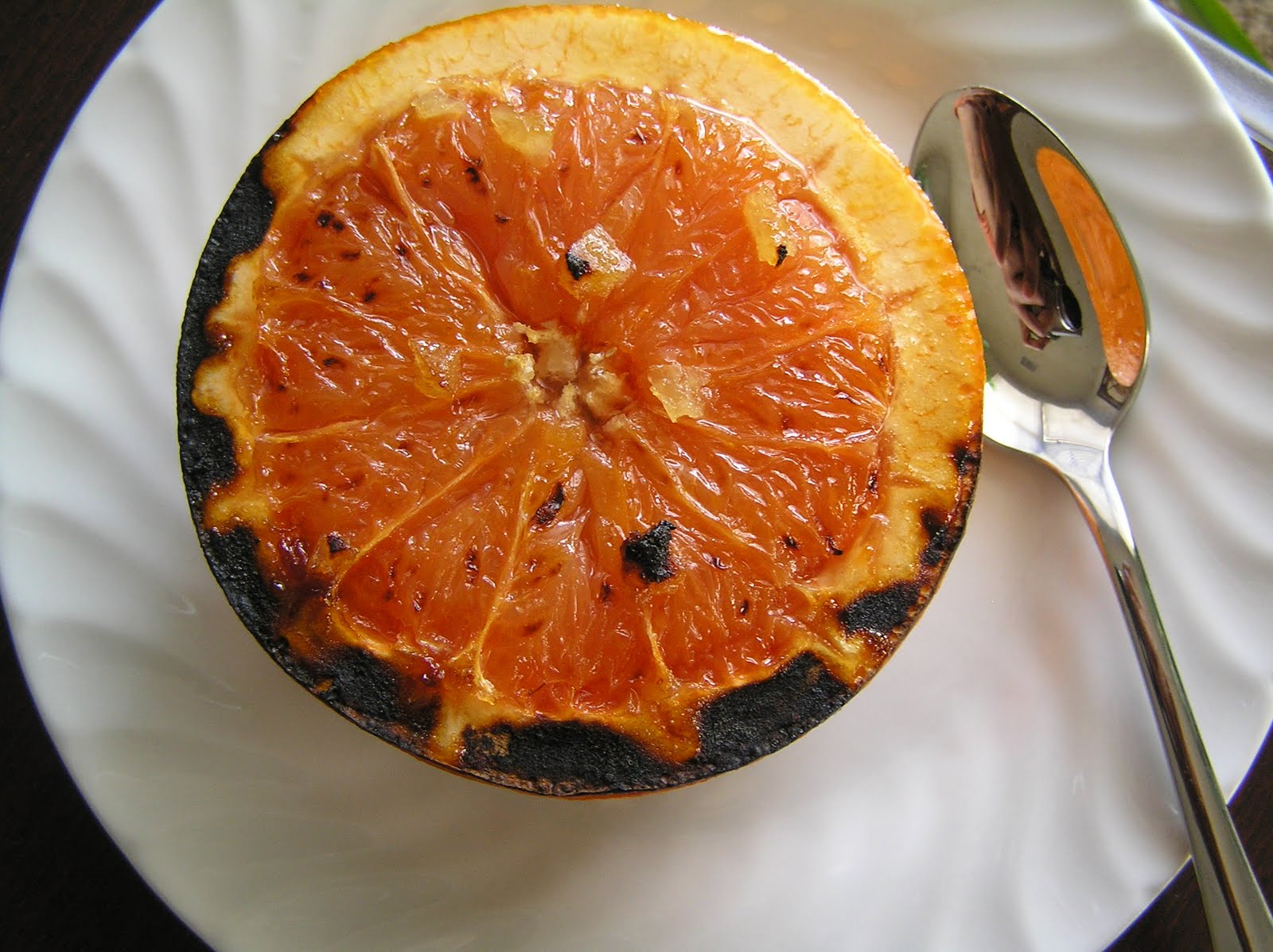 ... broiled grapefruit with brown sugar and ginger grapefruits 2 brown