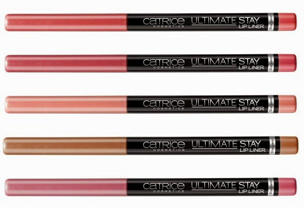 CATRICE Ultimate Stay Lipliner NEU*