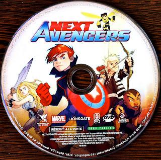 Next Avengers [Marvel - 2008] Next+Avengers+DVD+