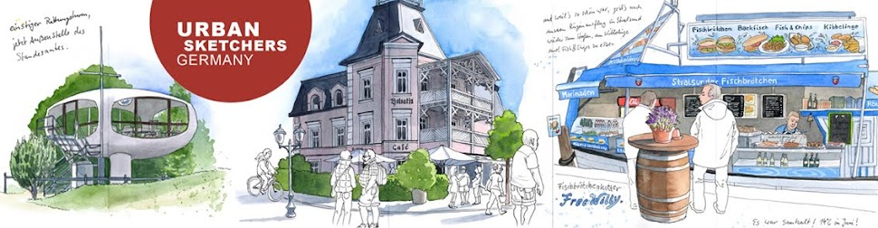 Urban Sketchers Germany