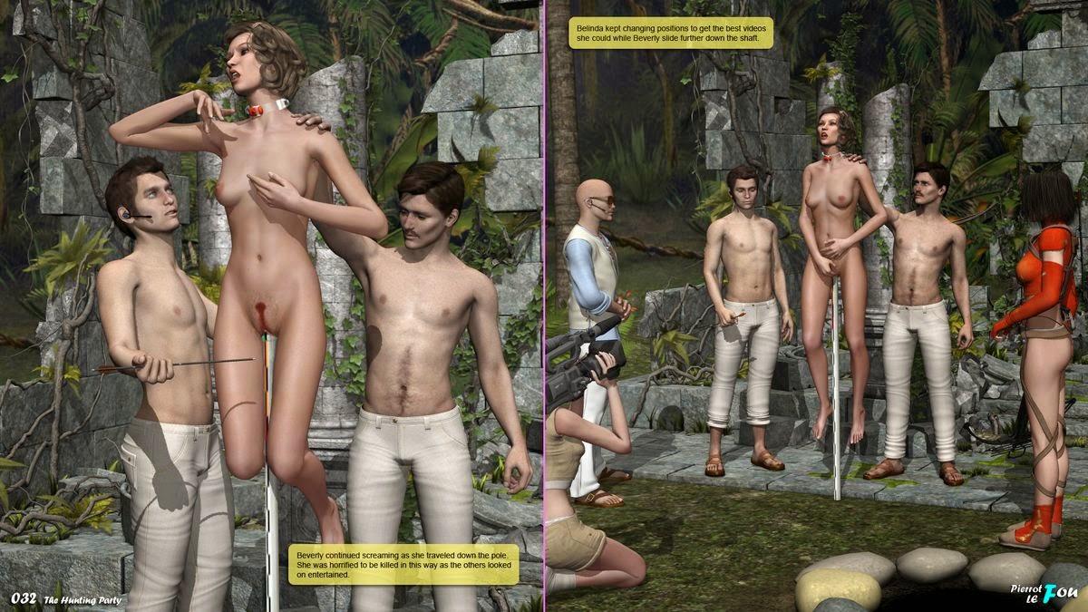 Dolcett Impaled - Hot Girls Wallpaper