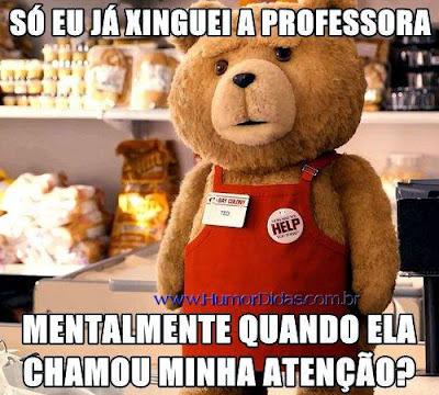 Imagens do Ted para o Facebook