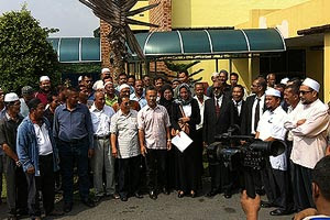KWSP Isu Pinjaman Felda Demo