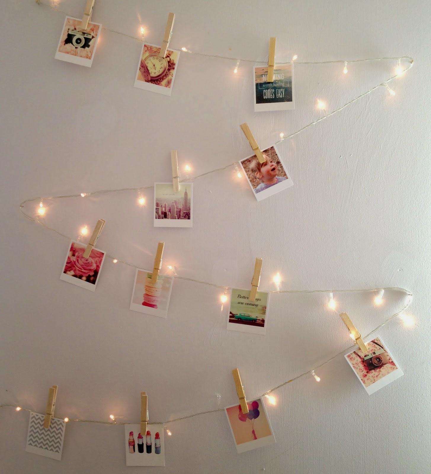 Four fabulous fairy light creations pk green blog for Decor lights