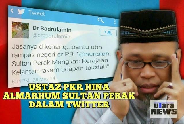 Hina Kemangkatan Sultan Perak #Perak