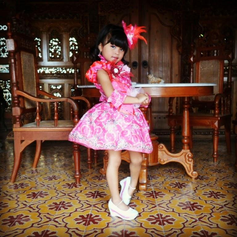 Cantiknya Busana Fashion Show Batik Casual Untuk Anak Cinta Kids Fashion Show Designer Anak