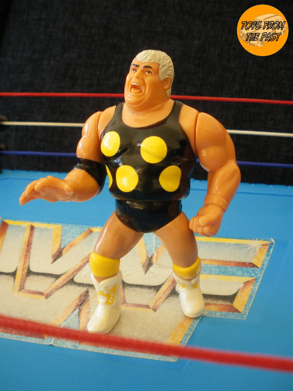 Toys From The Past : Toys from the past hasbro s wwf dusty rhodes