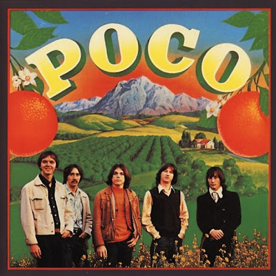 Poco - Poco 1970 (USA, Country Rock, Bluegrass)