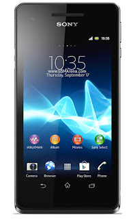 Sony Xperia J ST26i/ST26a factory data reset