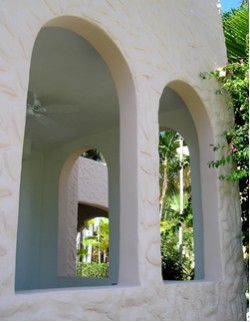 Spanish Colonial Revival Arches