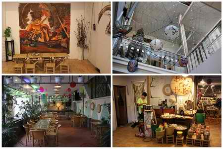 Đặc sắc ẩm thực xứ Bắc tại Chí Phèo Thị Nở, ẩm thực, sài gòn ẩm thực, điểm ăn uống ngon, diemanuong365.blogspot.com