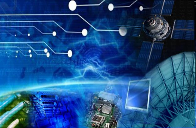 Gambar contoh Telekomunikasi
