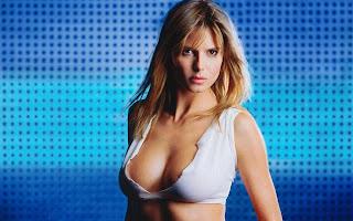 Celebrity Heidi Klum Hot Wallpapers Gallery