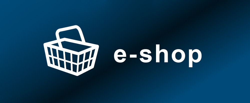 Vstup do E-SHOPU: